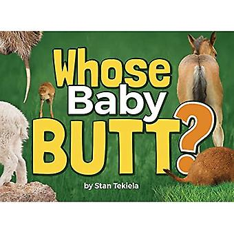 Whose Baby Butt? (Wildlife Picture Books)