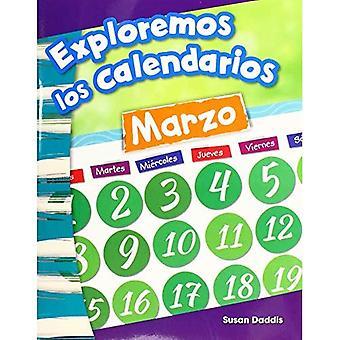 Exploremos Los Calendarios (verkennen kalenders) (Spanish Version) (primaire bron lezers)