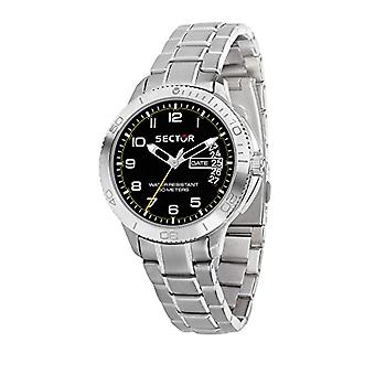 SECTOR NO LIMITS Watch Analog quartz men with stainless steel strap R3253578006