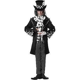 Evil Mad Hatter Adult Costume