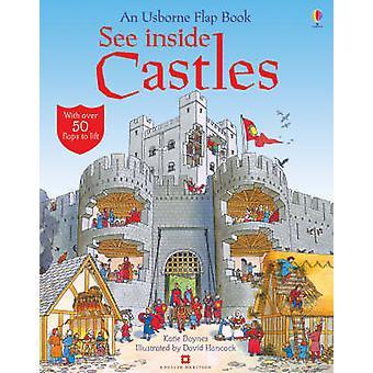 See Inside Castles by Katie Daynes - David Hancock - 9780746064467 Bo