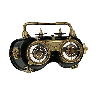 Steampunk Welding Goggles Adult Halloween Costume Accessory