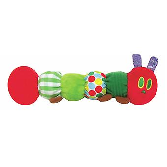 Eric Carle Very Hungry Caterpillar Teether Rattle
