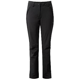 Craghoppers noir Womens Airedale pantalon