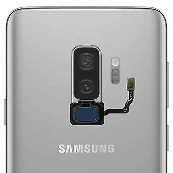 Home Button Samsung Galaxy S9/S9 Plus Main Button + Flachkabel Blau