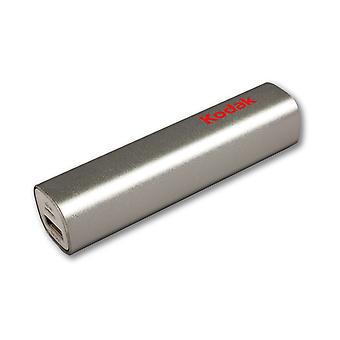 Φορτιστή smartphone PowerBank ασημί 1800 mAh