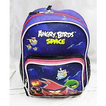 Mini Mochila - Angry Birds - Space New School Bag Book Boys an12221