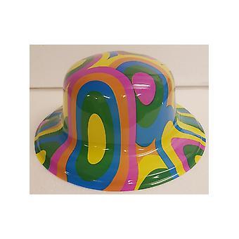 Cappello Da Bowler Circolare