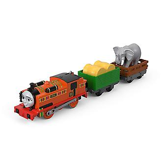 Thomas & Friends FJK56 Nia and the Elephant Big Adventure