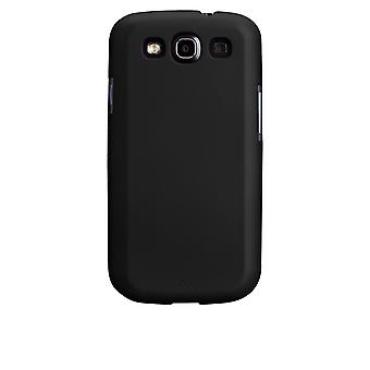 Case-Mate Barely There Case for Samsung Galaxy S3 - Black