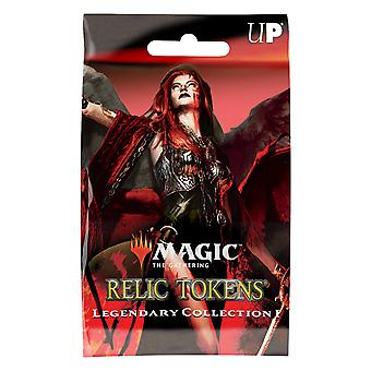 Ultra Pro Relic tokens legendarische collectie Magic the Gathering