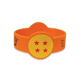 Armband-Dragon Ball Super-4-ster bal PVC band ge54503