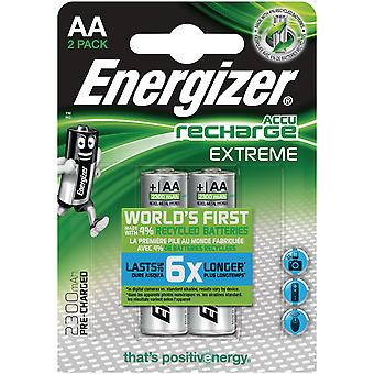 Energizer Rechargeable battery NiMH 2 blister (DIY , Electricity)