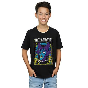 Disney jongens Maleficent poster T-shirt