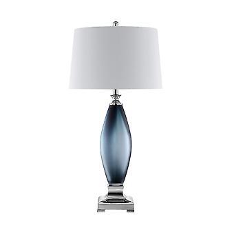 Blue aegean table lamp stein world