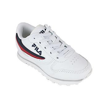 Fila Zapatillas Casual Fila Orbit Low Kids White/dress Blue 0000157146_0