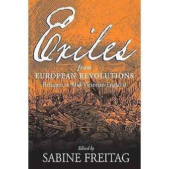 Exiler från Europérotationer flyktingar i Midvictor Ian England av Freitag & Sabine
