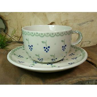 Cup and saucer for tea o. coffee, 200 ml volume, tradition 55 - BSN 21955