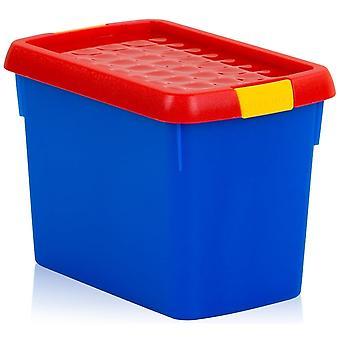 Wham Storage 850ml Wham Clip Boîte de stockage en plastique avec couvercle 2.02