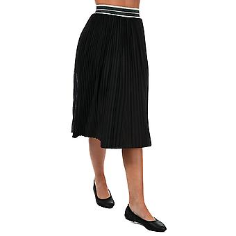 Womens Only New Sway Skirt In Black