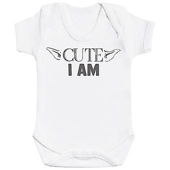 Bonito, eu sou - Bodysuit do bebê