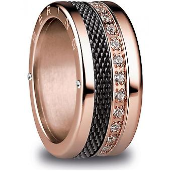 Bering - Combination Ring - Women - Arctic Symphony - Amsterdam_7 - Size 55 (17.4 mm)