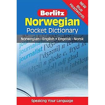Berlitz Pocket Dictionary Norwegian
