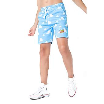 Hype Toy Story Blue Clouds Shorts enfants