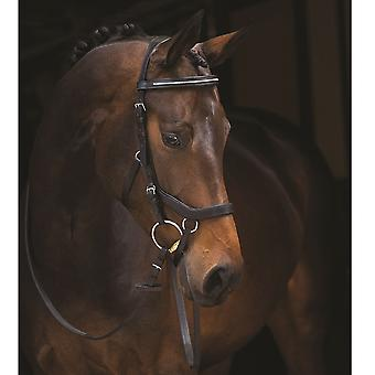Rambo Unisex Micklem Diamante Comp Bridle