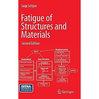 Fatigue of Structures and Materials by Jaap Schijve