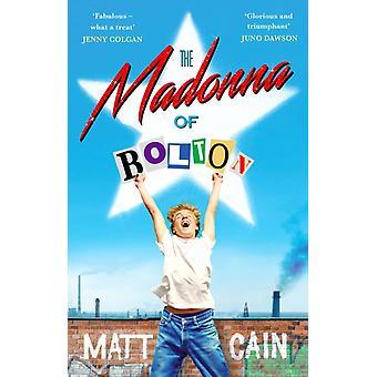 Madonna of Bolton by Matt Cain
