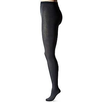 Berkshire Women's Cozy Tight with Fleece Lined Leg, Dark Grey, Petite