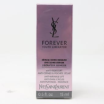 Yves Saint Laurent Forever Youth Liberator Eye Serum  0.5oz/15ml New In Box