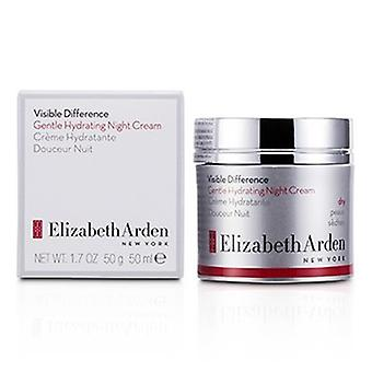 Elizabeth Arden Différence visible Gentle Hydrating Night Cream (peau sèche) 50ml/1.7oz