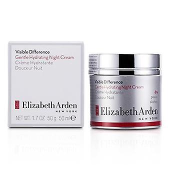 Elizabeth Arden Zichtbaar Verschil Gentle Hydraterende Nachtcrème (droge huid) 50ml/1.7oz