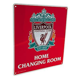 Liverpool Home Changing Room Sign CR