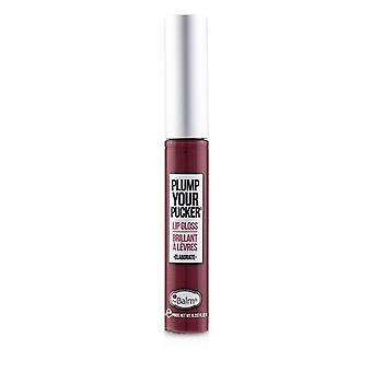 Plum your pucker lip gloss   # elaborate 7ml/0.237oz