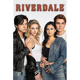 Riverdale, Maxi Poster - Bughead and Varchie