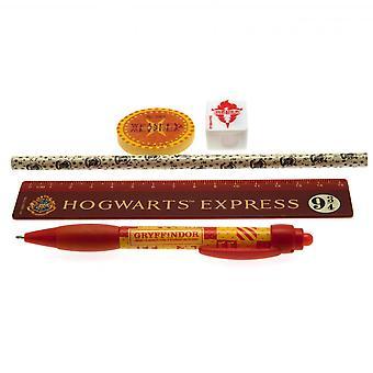 Harry Potter Stationery Set (5 Pieces)