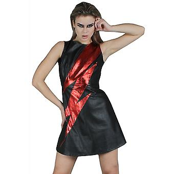 Jawbreaker Clothing Aladdin Sane Tribute A-line Dress