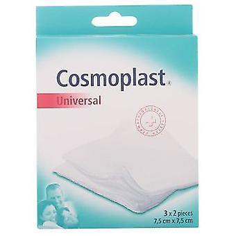 Cosmoplast Sterilized gauzes 7,5x7,5 Cm