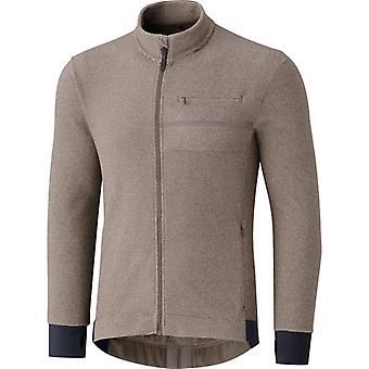 Shimano Men's - Transit Fleece Jersey