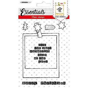 Studio ljus Essentials A6 frimärken-