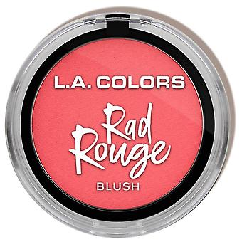 L.A. Colors Rad Rouge To the Max Blush