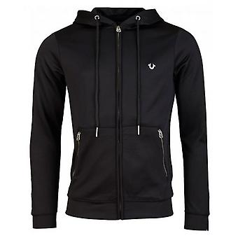 True Religion Taped Poly Tracksuit Top
