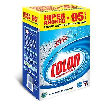 Colon Active Pulbere detergent de rufe (95 sarcini)