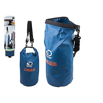 Summit DA 10L Dry Bag 100% Waterproof Floats Travel Bag Blue