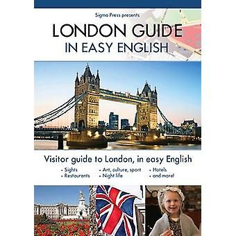 London Guide in Easy English by Patrick Gubbins - 9781850589372 Book