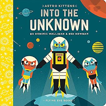 Astro Kittens - Into the Unknown by Dominic Walliman - 9781912497270 B
