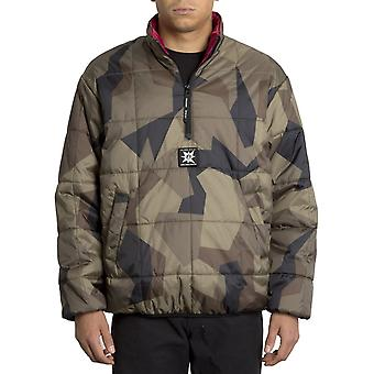 Volcom A.P.#2 Puff Liner Jacket in Camouflage
